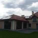 с. Страдч, приватний будинок 21